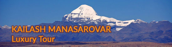 Kailash Manasarovar Luxury Tour