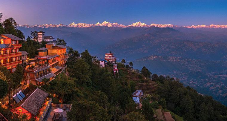 Kathmandu valley trekking | Kathmandu Rim valley trek : Himalaya ...