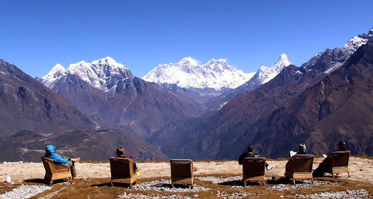Nepal Luxury lodge Trekking Packages